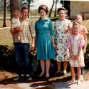 Brent, David, Charline, Bea, Becky, & Terry 1971-6